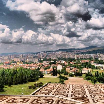 Explorando Stara Zagora