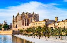 Exploring Palma de Mallorca by campervan