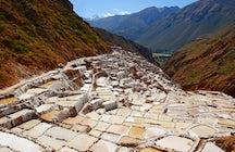 Maras, a mina de sal do Inca