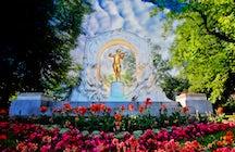 Stadtpark: corazón verde de Viena
