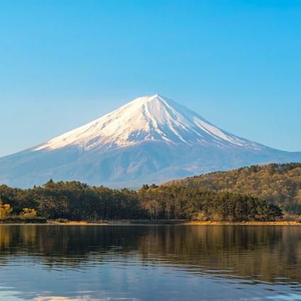 Monte Fuji, a montanha sagrada património mundial