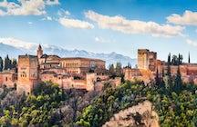 Historia Árabe en Granada, España