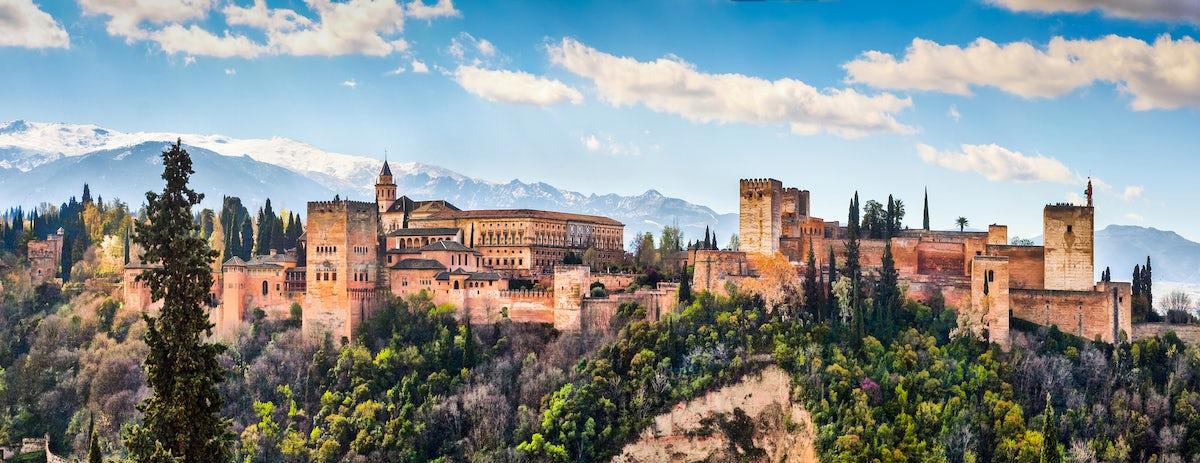 Moorish History in Granada, Spain