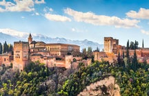 Moorish History in Granada, Spain