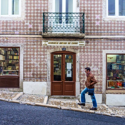 A trip around Lisbon's booksellers