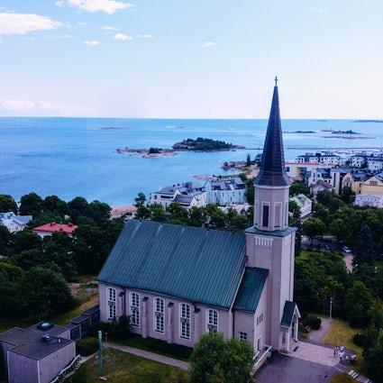 Descobrindo o melhor destino de verão na Finlândia: Hanko