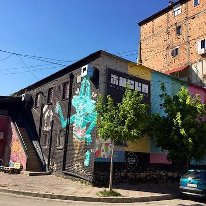 Tulla Culture Center - The ultimate creative space