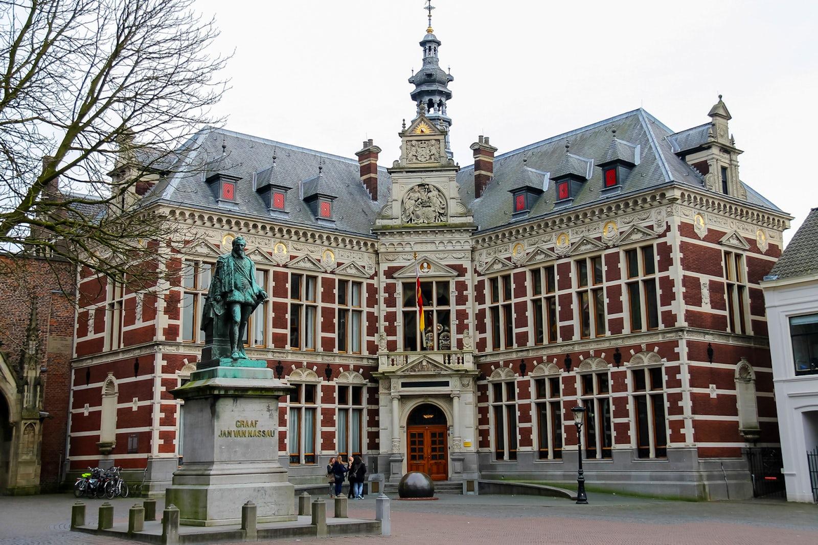 Universidad de Utrecht; Una breve guía de la vida estudiantil.