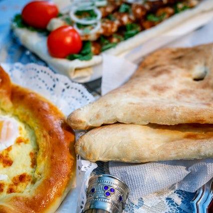 Georgisches Essen vom Feinsten