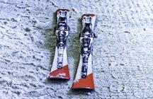 Una pista de esquí de plástico - Wunderwiese