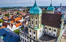 Ein Tag in Serie: Augsburg!