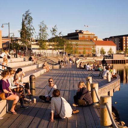 Una verdadera experiencia Luleå!