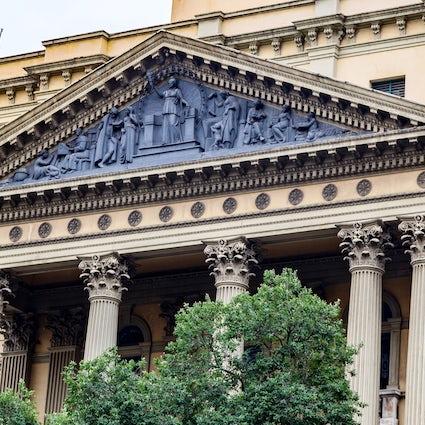 Biblioteca Nacional de Río: la mayor biblioteca de América Latina