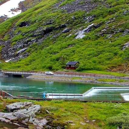 Un paseo por el Trollstigen