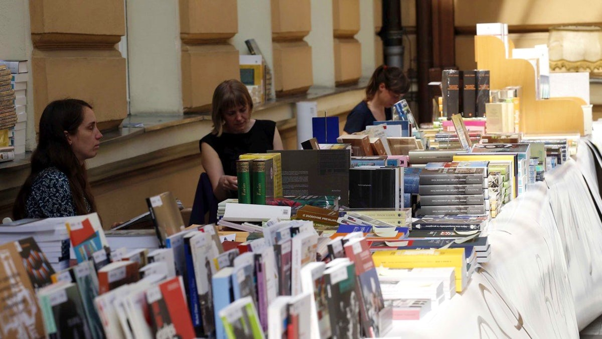 Slovene Book Days Festival: where literature lives