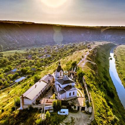 Vieux Orhei - découvrez les racines anciennes de la Moldavie