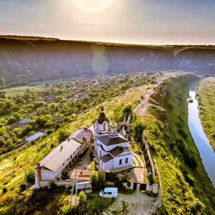 Old Orhei - descobrir as raízes antigas da Moldávia