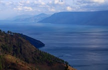 Toba Lake: the inland sea of North Sumatra