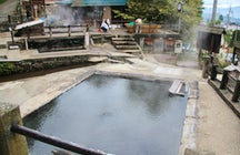 A primeira e única aldeia: Nozawa onsen, Nagano