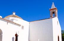 San Joan: Vibraciones bohemias en Ibiza
