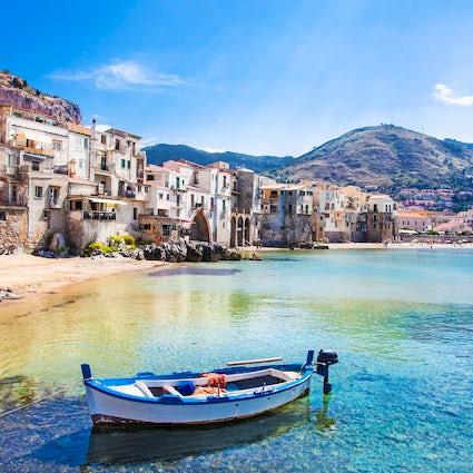 Sicilia soleada, pintoresca y dulce