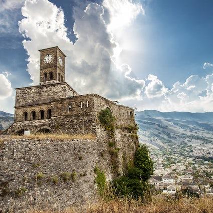 Gjirokastër; Albania's historic stone town