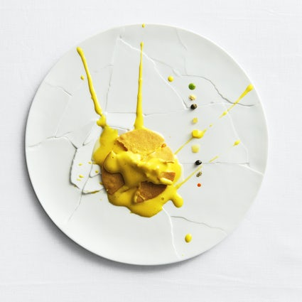 Fine dining around Europe