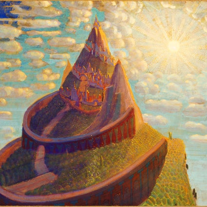 Acquaint with the art of M.K. Čiurlionis across Lithuania