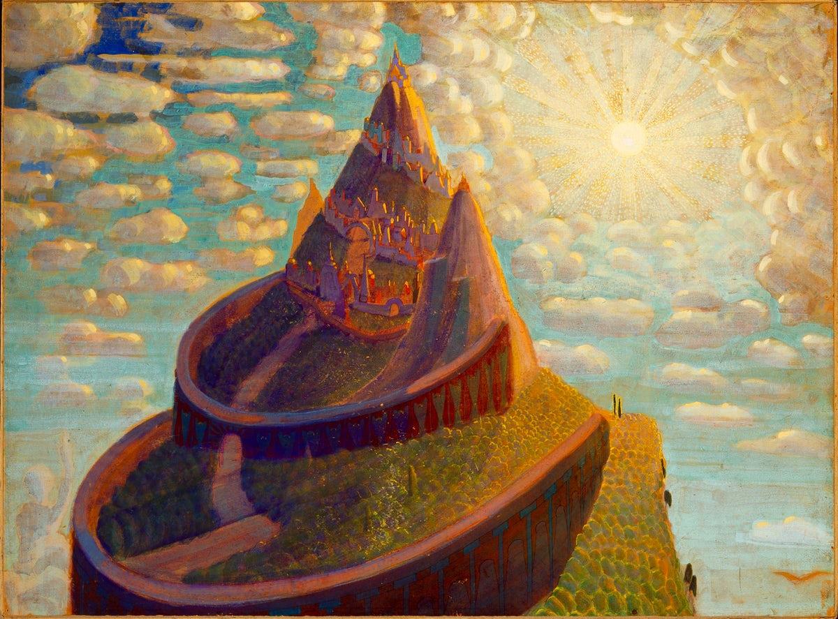 Acquaint with the art of M.K. Čiurlionis across Lithuania