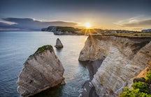 La Isla de Wight, y el Ryde Pier