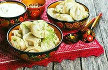 Where to find the most delicious dumplings in Tyumen