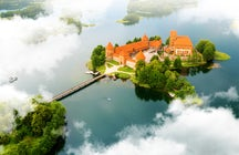 Lithuanian gem - Trakai Castle