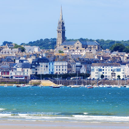 Douarnenez – the capital of the Kouign-amann