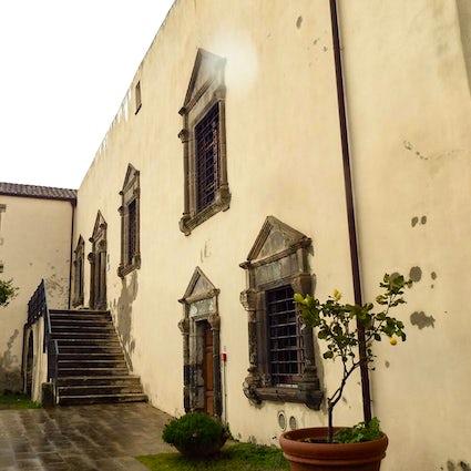 Casa Zapata, una casa señorial construida en un nuraghe
