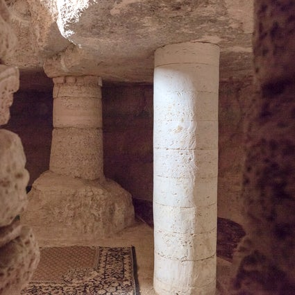 Protecting the sailors: Sultan-Epe underground mosque in Mangystau