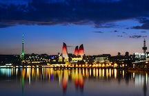Descubra Azerbaiyán - Una tierra de fuego!