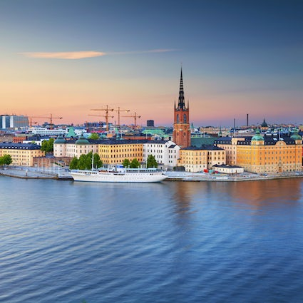 Discover the Historic Center of Stockholm
