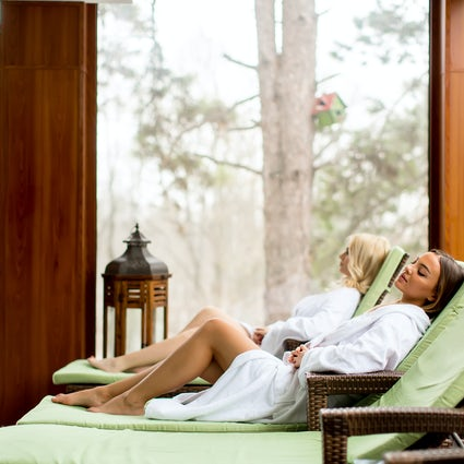 Relax in the best spas of Estonia