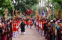 Atracciones culturales de Ninh Binh, Vietnam del Norte