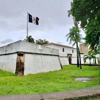 Colonial Fortifications in Pernambuco, Brazil