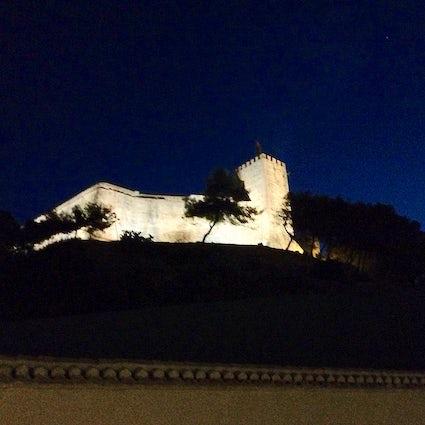 Fuengirola (Málaga) - mini Oktoberfest at the Sohail castle