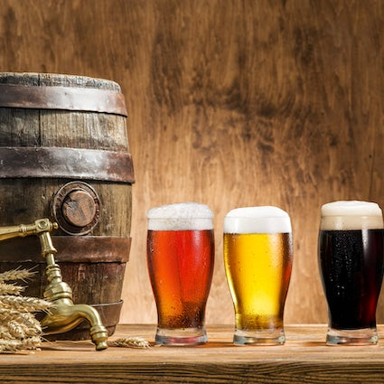 Prime craft beer pubs in Irkutsk