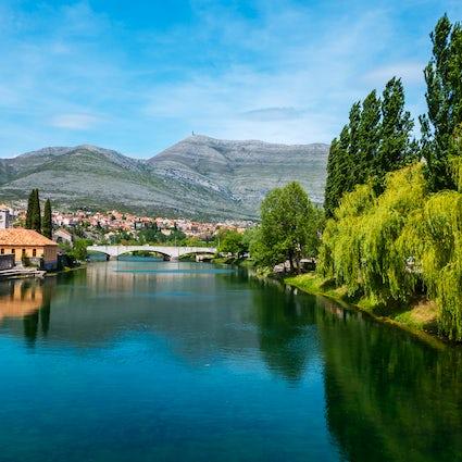 El río que se hunde más largo del mundo - Trebišnjica