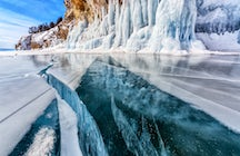 Top three amazing winter activities on Lake Baikal