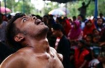 Tanz der Besessenen: jathilan in Yogyakarta, Java