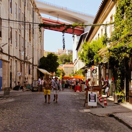 Conocer Lisboa y sus múltiples facetas