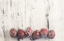 Coloreando huevos: pascua y primavera en la Croacia continental