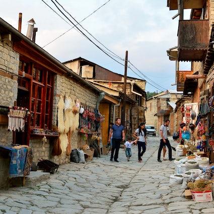 El lugar donde la artesanía se encuentra con la artesanía natural - Lahij