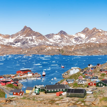 O que visitar em Tasiilaq, Gronelândia