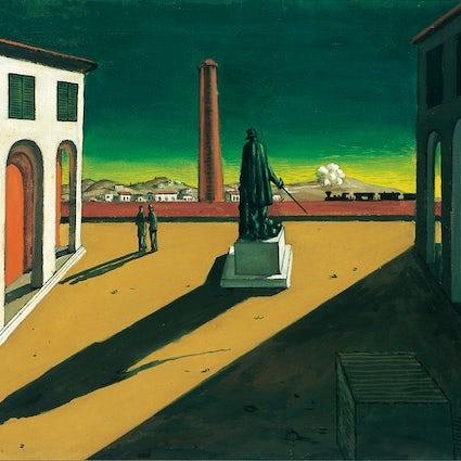 The world of Giorgio de Chirico